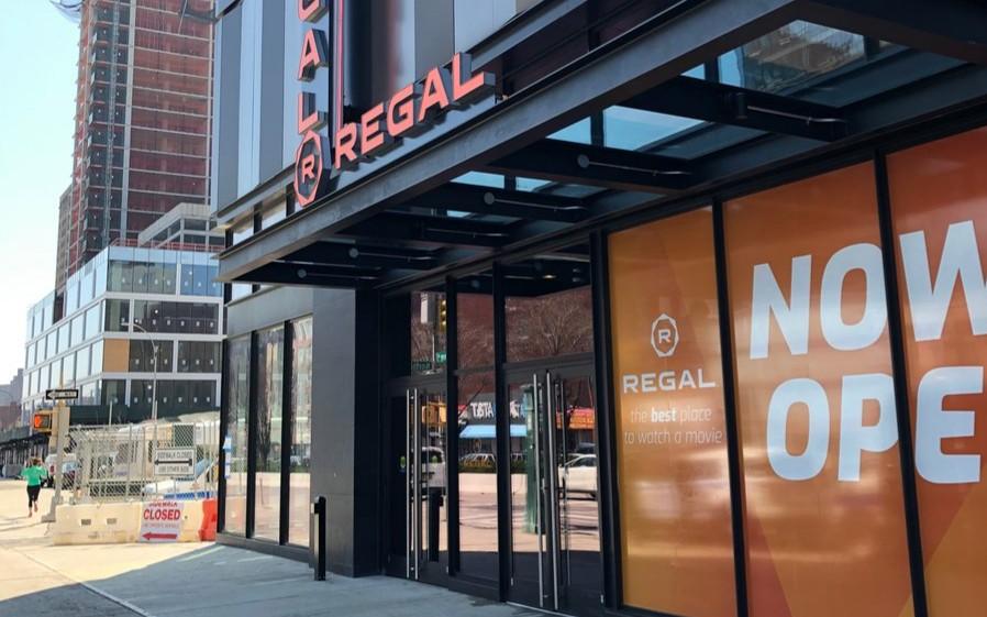 New Regal Cinema at Lower East Side Essex Crossings Now Open