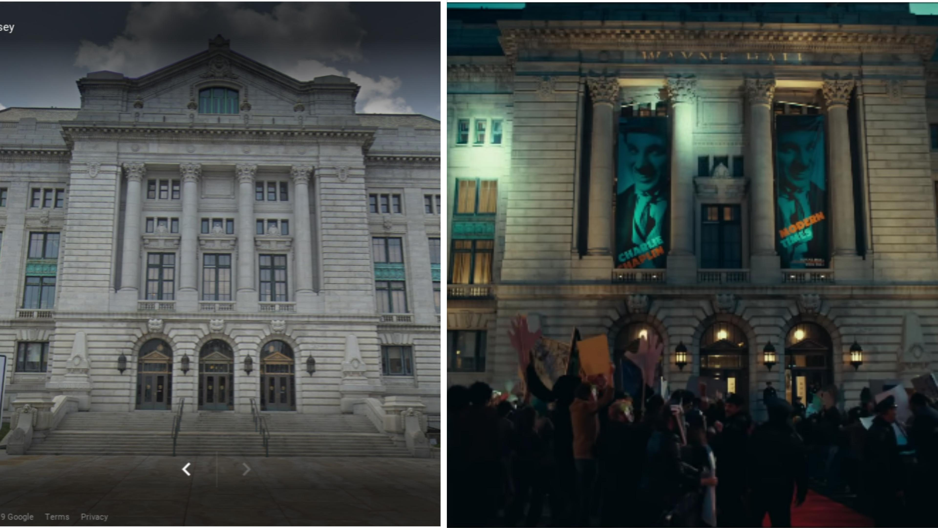 The Real World Locations From The Joker Teaser